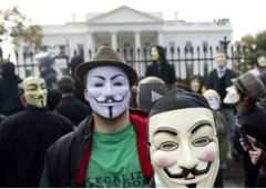 anonymous_masked_people_at_white_house
